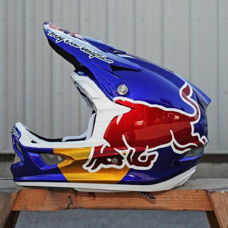 making your own red bull helmet should you ride it out. Black Bedroom Furniture Sets. Home Design Ideas