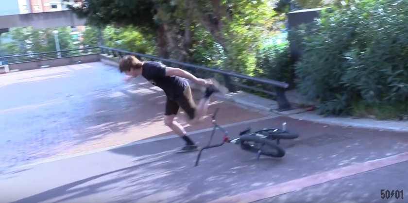 Watch Rat And Loose Let Loose In Barcelona Ride It Out