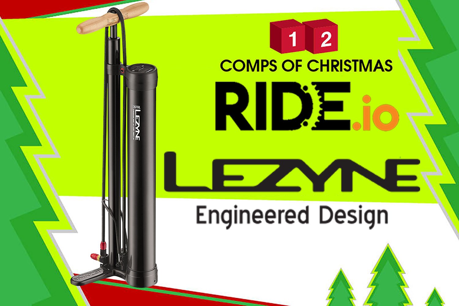 12 comps feature Lezyne