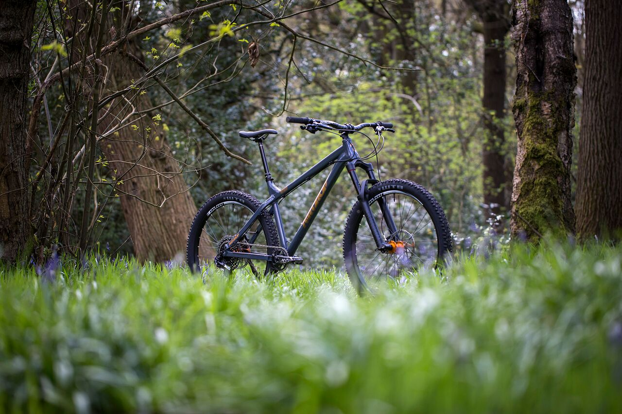PR - Airdrop Bikes Launch All New Hardtail - The Bitmap