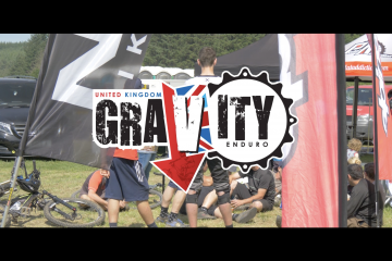 Ride.io, Uk Gravity Enduro Official Highlights Afan
