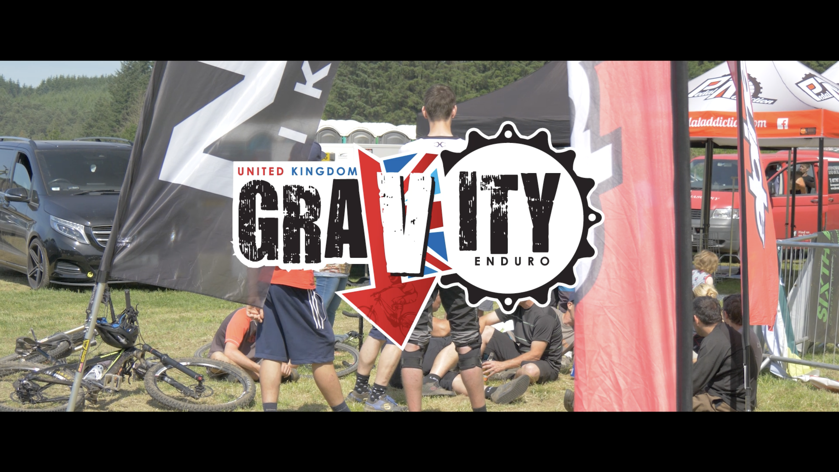 Uk Gravity Enduro Official Highlights Afan