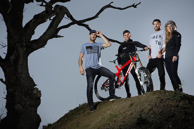 7998ca71bdd During our time with Trek we were joined by a succession of young riders  including Atherton Academy graduates Taylor Vernon and Kade Edwards, Aussie  Graeme ...